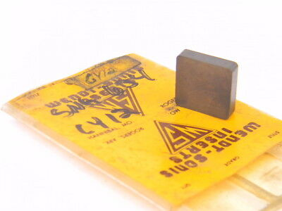 New Surplus 1Pc. Wendt Sonis (Trw) Sng 634  Grade: Cy12  Carbide Insert