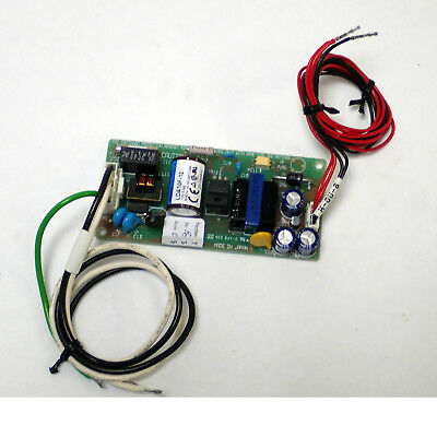 COSEL NC3 94V-0 POWER SUPPLY w/ WIRES  AND CONNECTORS