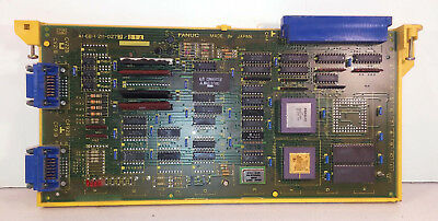 1 Used Fanuc A16B-1211-0273 01A Axis Control Pc Board ***make Offer***
