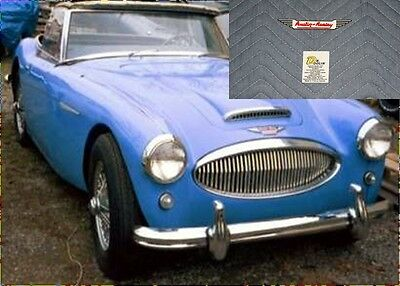 Dr Doolin's Austin- Healey 100, 3000 Fender Blanket