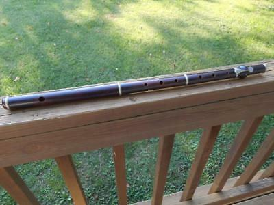 Antique Wood Flute Looks Very Nice