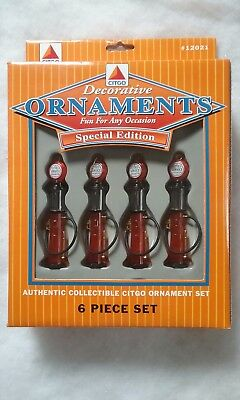 "CITGO Decorative Ornaments ""Special Edition"" Set of 6  - NIB"