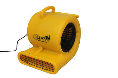 Carpet Floor Dryer Air Blower 1/3 hp Air Mover Commercial Quality Floor Fan Zoom