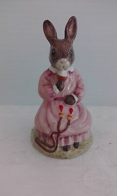 "Royal Doulton Bunnykins  ""POLLY BUNNYKINS"" DB71"