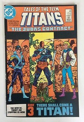 Tales of the Teen Titans #44 (Jul 1984, DC) 1st Nightwing Dick Grayson