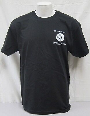 Whitesnake Official Local Concert Crew Shirt 2009 Tour NEVER WORN Size Large