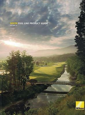 Nikon Collectors-Nikon Full Line Product Guide Volume 13 2005-2006- A Must Have!