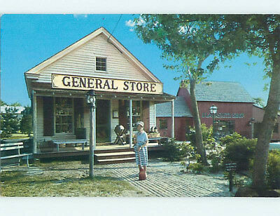 Unused Pre-1980 GENERAL STORE Absecon New Jersey NJ L0940