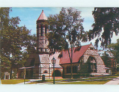Unused Pre-1980 CHAPEL AT DARTMOUTH COLLEGE Hanover New Hampshire NH L8429