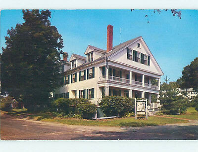 Pre-1980 FITZWILLIAM INN Fitzwilliam New Hampshire NH L2152