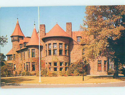 Pre-1980 CASTLE AT FAIRLEIGH DICKINSON COLLEGE Rutherford New Jersey NJ L8614