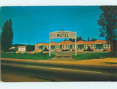 Pre-1980 MILLSTREAM MOTEL Fall Creek Wisconsin WI M1532