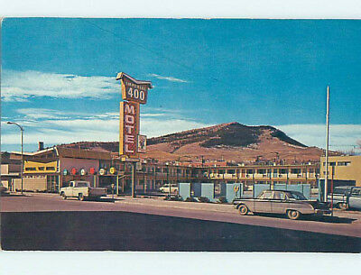 Pre-1980 OLD CARS & IMPERIAL 400 MOTEL Helena Montana MT M2571