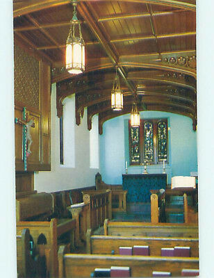 Unused Pre-1980 CHURCH AT KENYON COLLEGE Gambier Ohio OH L4116