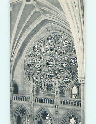 Unused Divided-Back CATHEDRAL CHURCH SCENE Washington DC L5024