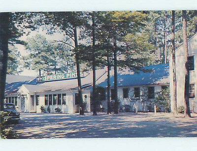 Pre-1980 WHISPERING PINES MOTEL Accomac Virginia VA M2046
