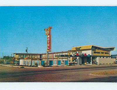 Unused Pre-1980 IMPERIAL 400 MOTEL Rosewell New Mexico NM M3570