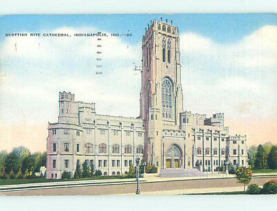 Linen CHURCH SCENE Indianapolis Indiana IN L5785