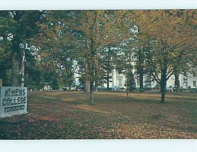 Unused Pre-1980 FOUNDERS HALL AT ATHENS COLLEGE Athens Alabama AL L8805