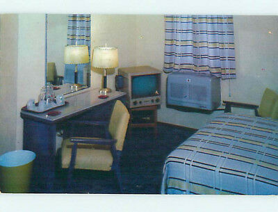 Pre-1980 COLONY TOURIST MOTEL Knoxville Tennessee TN M2185