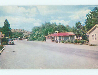 Pre-1980 OLD CARS & FORD MOTEL Glenwood New Mexico NM M2721