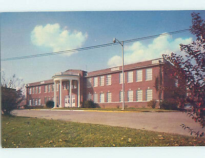 Pre-1980 ADMIN BUILDING AT HINDS JUNIOR COLLEGE Raymond Mississippi MS L8942-19