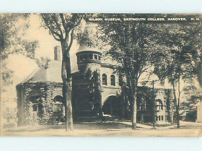 1939 Wilson MUSEUM AT DARTMOUTH COLLEGE Hanover New Hampshire NH L9385