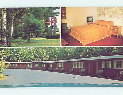 Pre-1980 SHANNON'S MOTEL Yarmouth Maine ME M1719