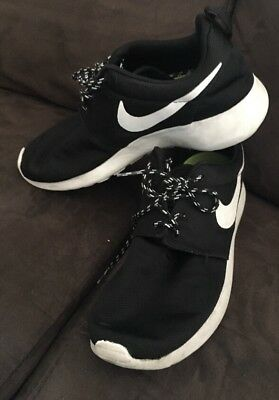 Nike Shoes Runners Us Size 8 Black And White