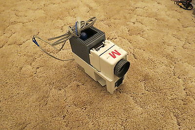 Vintage T.M. Visual Industries Filmstrip Projector