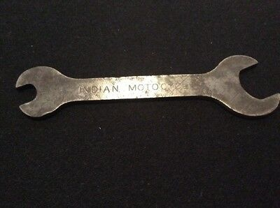 Vintage Indian Motorcycle Wrench