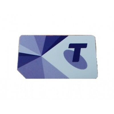 Telstra 3GB Data Sim For Mobile/Modems/Tablets PACK OF 2 (Standard Size Sim)