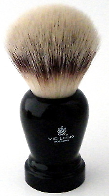 Vie Long SS15062 - Synthetic Bristle Shaving Brush & Proraso Bowl
