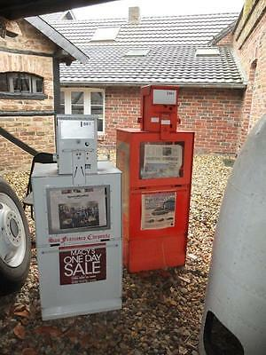 original US Zeitungsbox Newspaper Box Vending machine Chicago Sun Times Deko