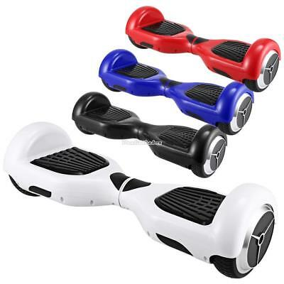 "New 6.5"" Hoverboard Electric 2 Wheel LED Self Balancing Scooter SamSung Battery"