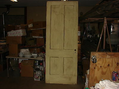 3-Early Tall  Victorian 4-Panel Doors