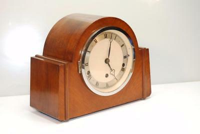 Art Deco Style Westminster chime Mantle Clock Imperial, G.W.O