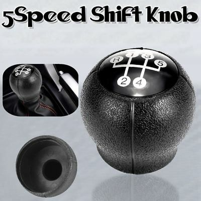 5 Speed Gear Shift Knob For Opel Vauxhall Gearstick Corsa B/C Vectra B Astra F/G
