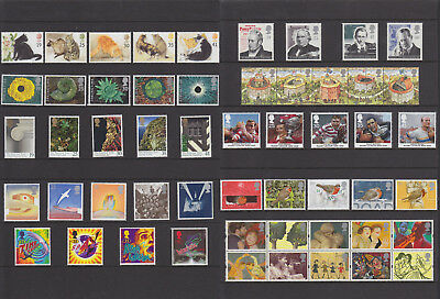 1995 Complete Year (9 sets incl. greetings) commemoratives mint MNH