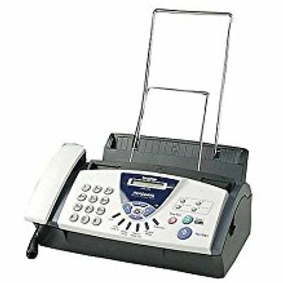 Ribbon Office Electronics Transfer Technology Fax-575 Personal With Phone And