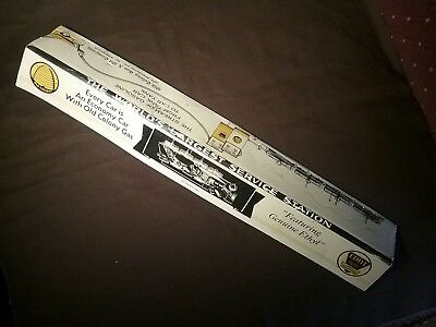 """Vintage Old Colony Gas and oil company LONG unused matchbook 16"""" long!!!"""