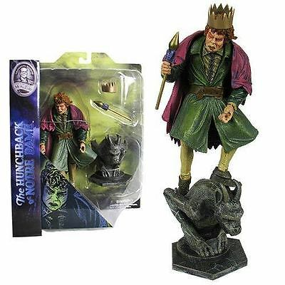 """Diamond Select Universal Monsters """" Hunchback of Notre Dame Figure w/Accessories"""