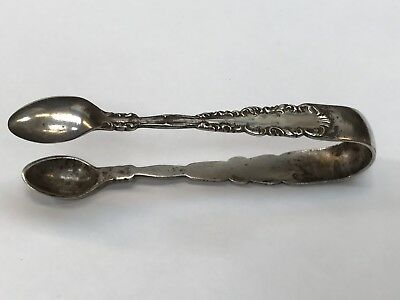 Hallmarked Solid Silver Sugar Tongs. Open To Offers?