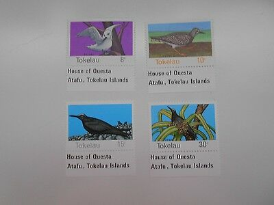 Tokelau island 1977 Bird of Tokelau un/m/mint