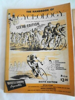 Wheel Goods Vintage Bicycle Parts & Prices ( 1974) Catalog