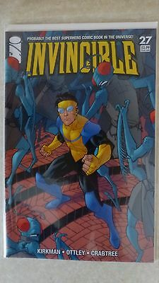 "Invincible Issue 27 ""First Print"" 2005 - Kirkman, Ottley"