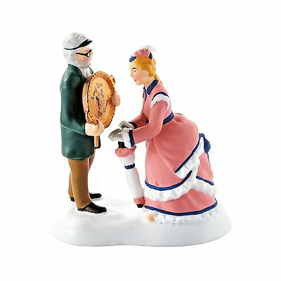 Dept 56 Dickens Village Long Live the Queen 4049199 Christmas Retired BNIB Snow