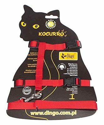 Dingo - set for big cats kocurro red Tote - - [21026] [rouge] [120 cm] NEUF