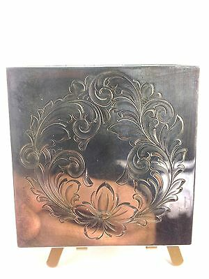 Antique Early  Tiffany & Co. Sterling Silver  Art Deco Compact