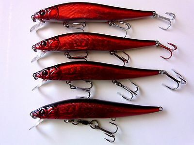 GW FIRE (Payo colour) Tay Rigged Or Standard Oneten Vision Lure 14g/110mm Salmon
